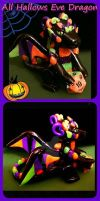 All Hallows Eve D20 by LadyAriessTemptra