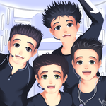 BTR as NSYNC by xXUnicornXx