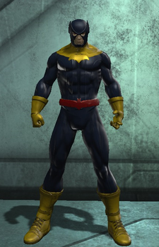 Batman of Japan (DC Universe Online) by Macgyver75