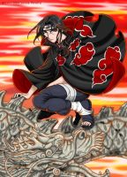 Itachi for Yuugichan by raya
