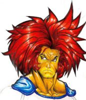Lion-O by MoHzleE20