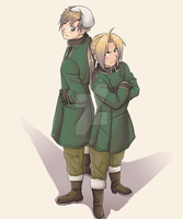 FullMetal Hetalia by peace-of-hope