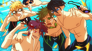 Splash Free by lucifurrs