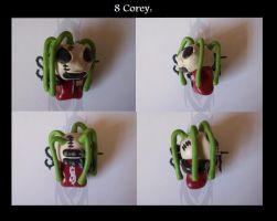 corey chibi slipknot 1st by slipkrich