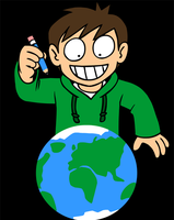 Edd's World by AnArtistCalledRed