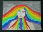 The Rainbow Man by Dany-E