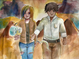 The Kane Chronicles by goldenthyme
