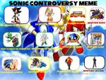 Sonic Controversy Meme by HyperSonicXdA