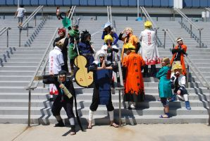 Naruto Gathering: Kage and Founders, part 2 by miss-a-r-t
