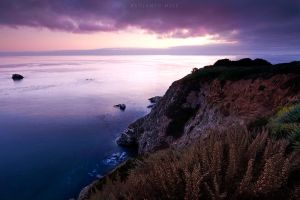 Bixby Bridge Twilight by benkhill