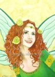 My Wild Irish Rose by PickledPixie