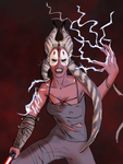Shaak Ti-Sith Competition by RabidDog008