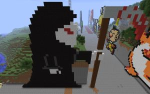 Minecraft - Reaper by unusual229