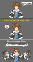 Kingdom Hearts 3 ? by Nemo-Nessuno