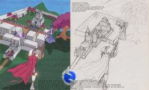 Old Arisdale Concept Art 2000 by Gneiss-chert