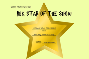 RBK Star of the Show - RBK Sound of the Drums by TheChiefofTime