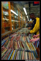 the record store by girlknownasnancy