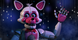 Funtime Foxy V1 (4K) by GamesProduction