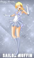 Sailor Muffin - Derpy Hooves by Shinta-Girl