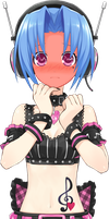 5pb Short Hair by Prinny--Overlord