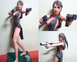 Lara Croft - Tomb Raider Legend  (Tokyo Dress) by AeDisMon