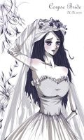 Corpse Bride + Tears to Shed + by donotbotherme
