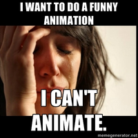 First World Problems: Animating by NinjaFalcon90