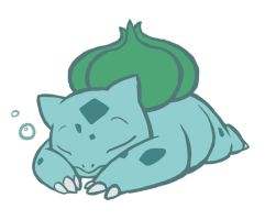 PKMN001 Bulbasaur by moth-eatn