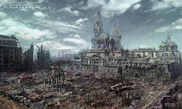 Fallout GDL concept by Roberstatic