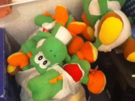 ATTACK OF THE YOSHIS by TaserTricks