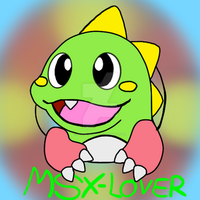 MSX Lover Comish by DoctorSiggy