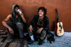 Happily Homeless by Super-iors