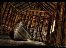Boat Shed by shadowfoxcreative