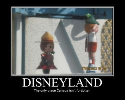 Disneyland/Hetalia Demotivational Poster by Yuriko-chan24