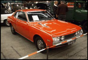 1971 Toyota Celica ST by compaan-art
