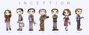 INCEPTION fanart by nami64