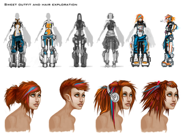 Sweet Concept Art 01 by CoffeeStainStudios
