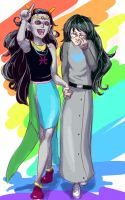 homestuck - COLORS by HestersTowel