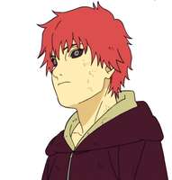 My first Try On Paint Tool Sai by Ask-the-edo-Sasori