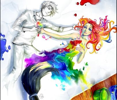 Paint the Love by kalisami