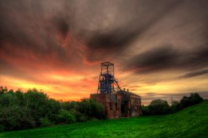 Barnsley Main Colliery by DPhotoLT
