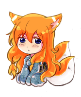 kitsune .:Commission:. by GYRHS