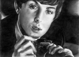 Paul McCartney by neumii