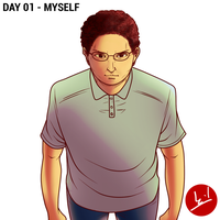 Day 01 - Myself by mohdsyukri83