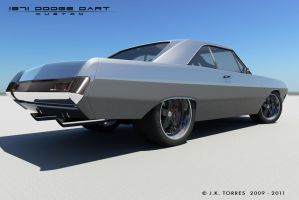 1971 Dodge Dart I by EtherealProject