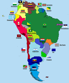 South America Separatism by ARPS123