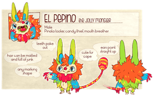 Pepino's Ref by cheepers