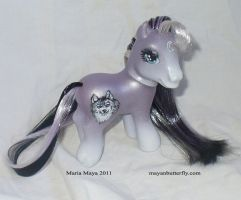 Small Wonder Custom Pony by mayanbutterfly