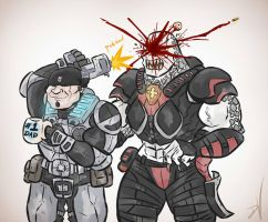 Happy Gears Day by DullVivid