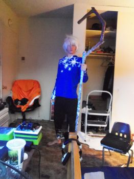 Jack frost cosplay by locoman300